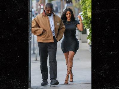 Kim Kardashian and Kanye West Celebrate 5-Year Wedding Anniversary