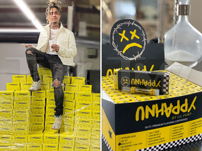 Lil Pump Joins the Weed Business as Face of New Cannabis Company