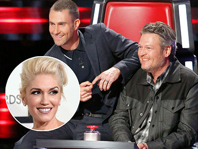 One of These Two Just QUIT 'The Voice' -- And Their Replacement Is Gwen Stefani!