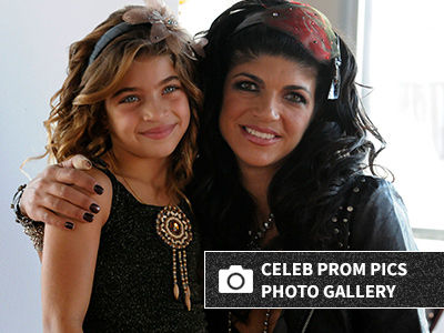 Gia Giudice Is All Grown Up -- See Teresa's Oldest STUN at Prom!