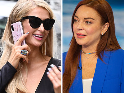 Lindsay Lohan HITS BACK at Paris Hilton for Calling Her 'Lame & Embarrassing'