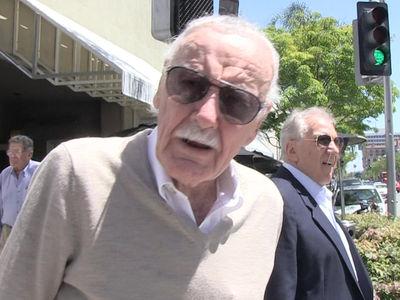Stan Lee's Ex-Business Partner Arrested for Elder Abuse
