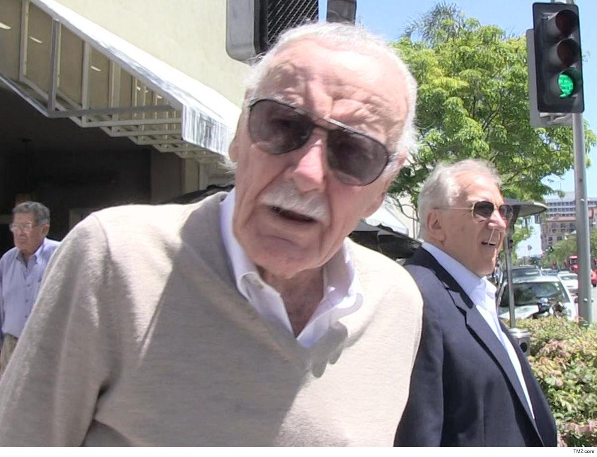 Stan Lee Ex-Biz Partner Arrested in AZ ... On Elder Abuse Charges