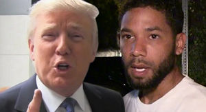 Trump Implies Smollett Case Was a Hate Crime Against 'MAGA Country'