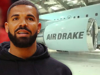 Drake Flies New Massive Private Jet to Bahamas After Raptors Win