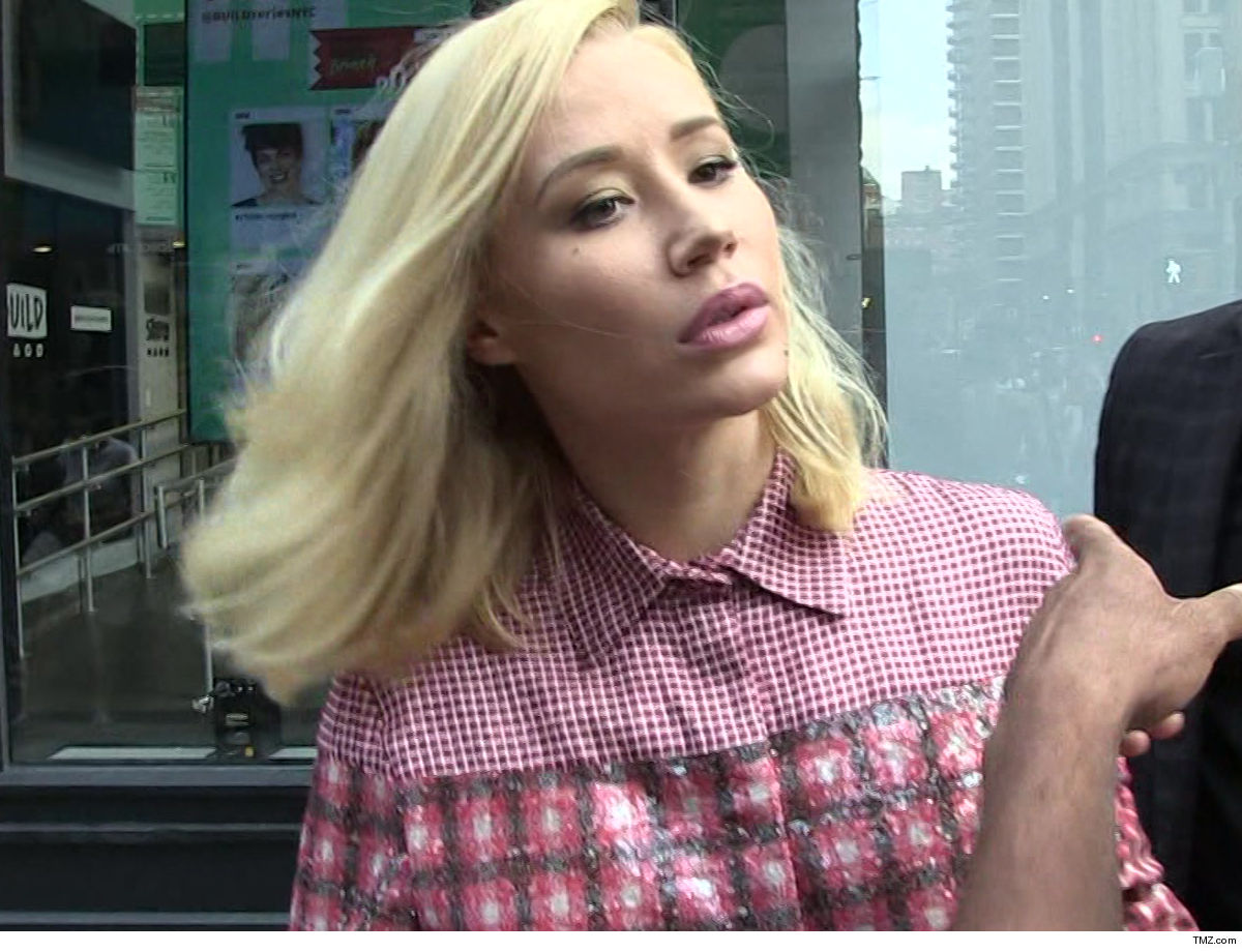 Iggy Azalea Vows to Press Charges Against Leaker of Her GQ