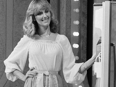Barker's Beauty Janice Pennington on 'The Price Is Right' 'Memba Her?!