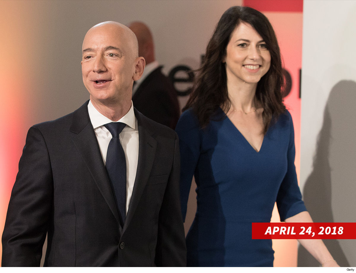 Mackenzie Bezos Pledges Half Of Her Nearly 37 Billion To