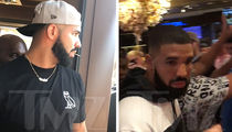 Drake Gets Major Catcalls Making His Way Through Bahamas