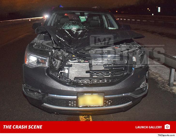 Jim Boeheim Police Car Crash Video ... 'It's F*cking Awful; He's Shook Up Isn't He?'