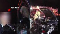 Jim Boeheim Police Car Crash Video, 'It's F*cking Awful'