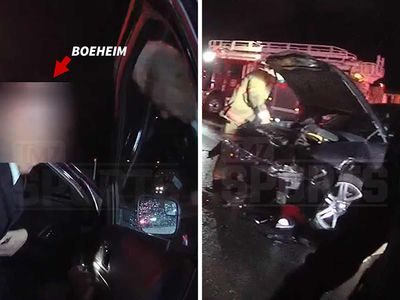 Jim Boeheim Police Car Crash Video, 'It's F*cking Awful'