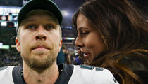 Nick Foles' Wife Suffers Miscarriage, 'Traumatic Loss'