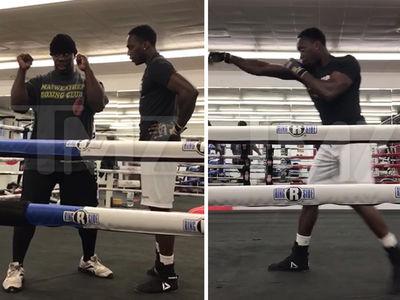 Jussie Smollett 'Attacker' Abel Working with Floyd Mayweather Jr.'s Trainer