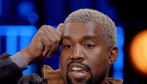 Kanye West Says a 'Sprained Brain' Doesn't Get Treated Like an Ankle