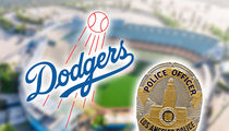LAPD to Dodgers, Stop Flashing Your Money On Social Media!
