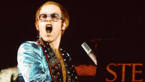 Elton John Auction Includes Costumes and Birthday Collage from John Lennon