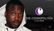 Meek Mill Accepts Apology from The Cosmopolitan for Arrest Threat