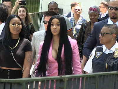 Cardi B Back in Court, Possibly Facing Stiffer Charge in Strip Club Attack