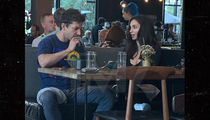 Shia LaBeouf on Lunch Date with Mystery Brunette, Sans FKA Twigs