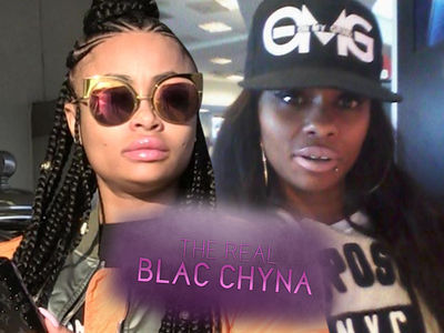 Blac Chyna's New Series is Unscripted, Fight with Mom the Real, Violent Deal
