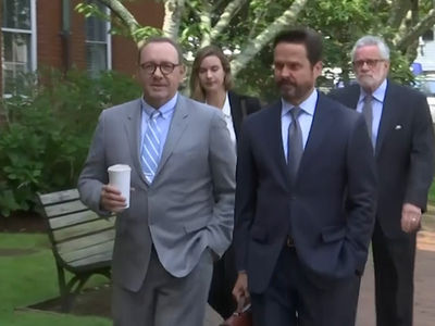 Kevin Spacey Makes Surprise Appearance During Pretrial Hearing