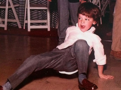 Guess Who This Dancing Dude Turned Into!