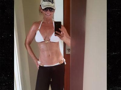 Ric Flair Praises Wife's Bikini Beach Body, 'I Have This to Live For'