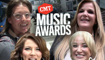 CMT Awards' Surprise Female Ensemble with Martina McBride, Trisha Yearwood