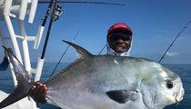 Warren Sapp Catches Big Ass Fish, Calls Out Randy Moss and Deion Sanders