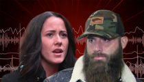 Jenelle Evans' 911 Call for Suspicious Package Reveals David Opened It