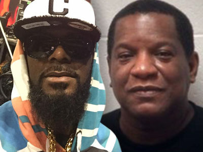 R. Kelly's Former Manager Indicted For Death Threats To Savage Family