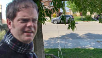 Cops Investigating Rainn Wilson's IG Post About Noose in His Friend's Yard