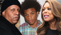 Wendy Williams' Estranged Husband's No Closer to Reconciling with Son