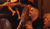 Boxing Champ Andy Ruiz Jr. Enjoys Low-Key Mexican Meal with Mariachis