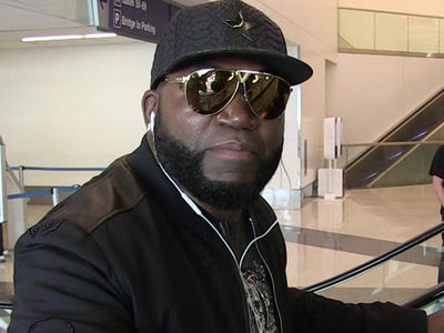 David Ortiz Sits Up And Takes Steps At Hospital, Wife Says