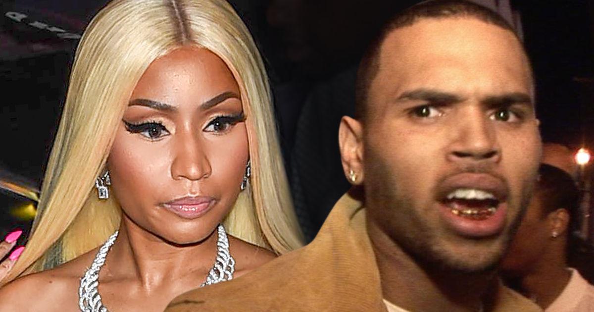 Nicki Minaj Was NOT Dropped From Chris Brown's IndiGOAT Tour