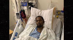 Kevin Durant Undergoes Successful Achilles Surgery, 'EASY MONEY'