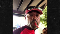 Nick Van Exel Hilariously Discovers Iced Coffee, 'It Tastes So Good'