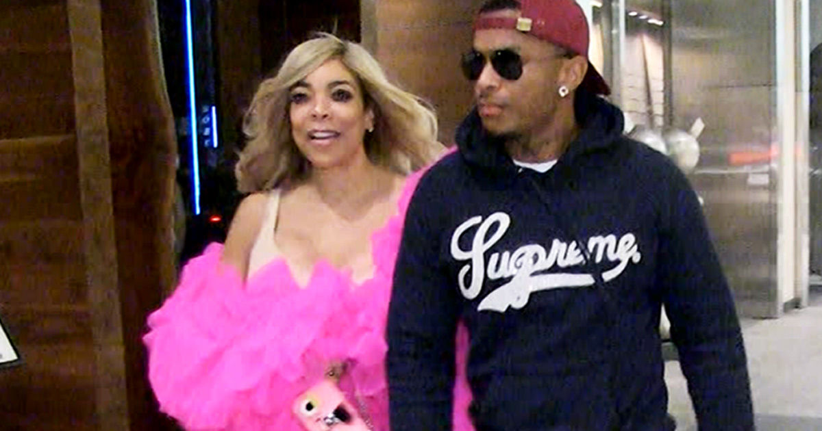 Wendy Williams Doing What She Wants in NYC with New Guy Friend