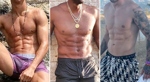 Hot Dad Bods -- Guess Who!