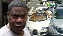 Tracy Morgan's Crashed Bugatti Will Cost a Fortune to Repair