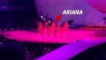 Ariana Grande Chokes Up in Mac Miller's Hometown During 'Thank U, Next'