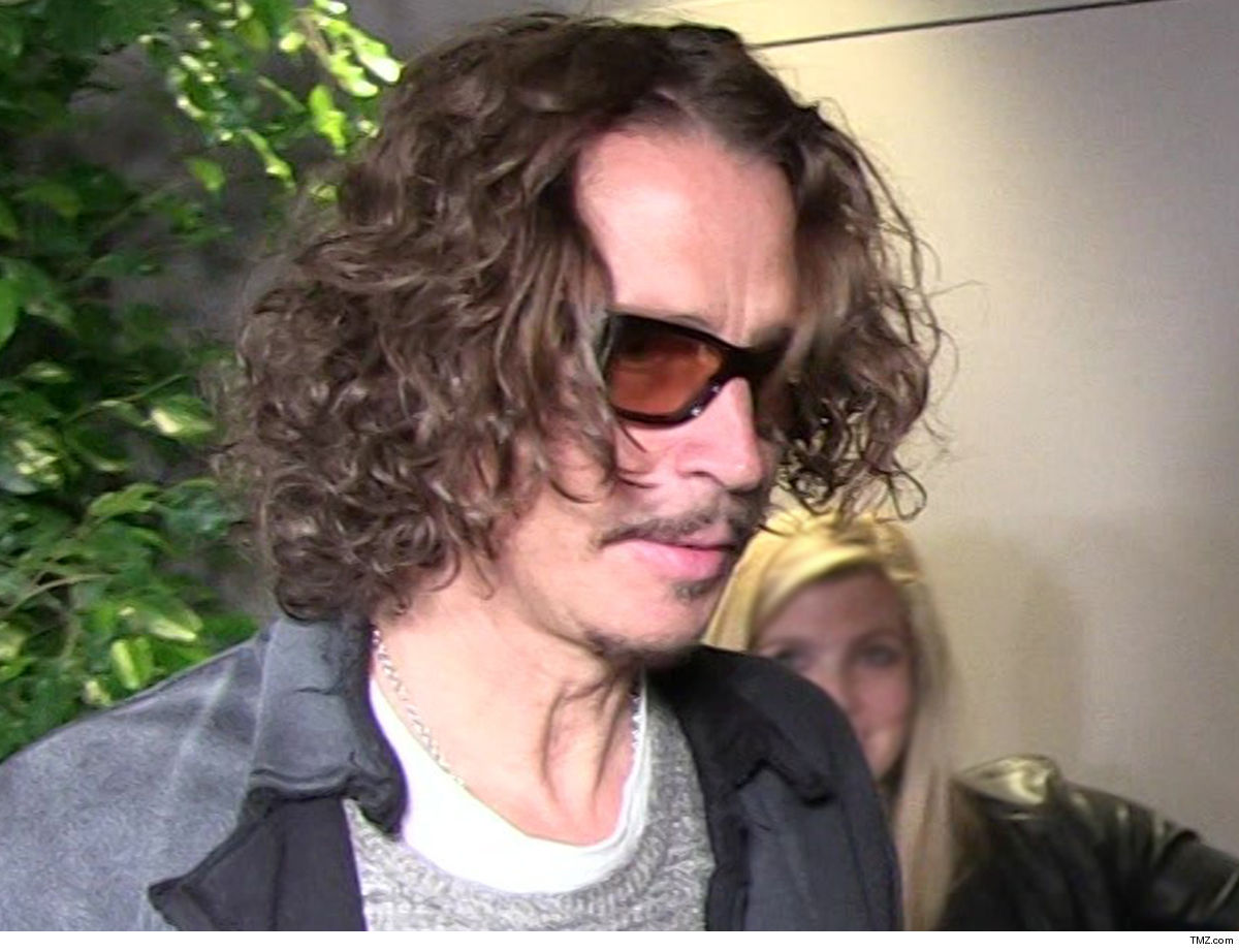Chris Cornell Estate Locked in Dispute Over Daughter's College Tuition