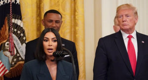 Kim Kardashian's First Freed Inmate Raves About White House Appearance