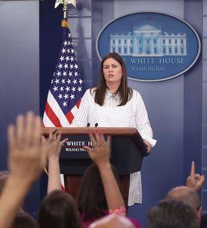 Remembering Sarah Sanders As White House Press Secretary