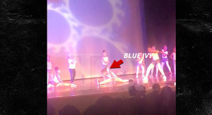 Blue Ivy is the Star at Debbie Allen Dance Recital