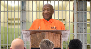 Bill Cosby Lecturing Prison Inmates on Good Parenting and Life Lessons