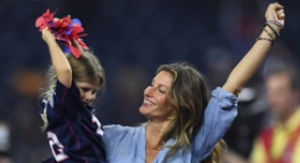 Gisele Bundchen Posts Heartfelt Father's Day Instagram Of Tom Brady