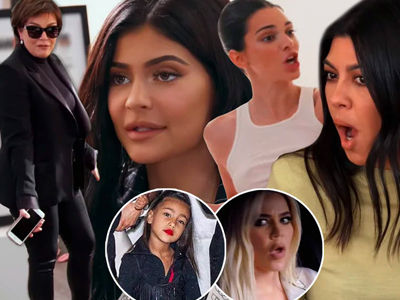 'KUWTK' Recap: Kylie Kicks Kris Out of Their Office Before Khloe Gets Sucked Into NASTY…